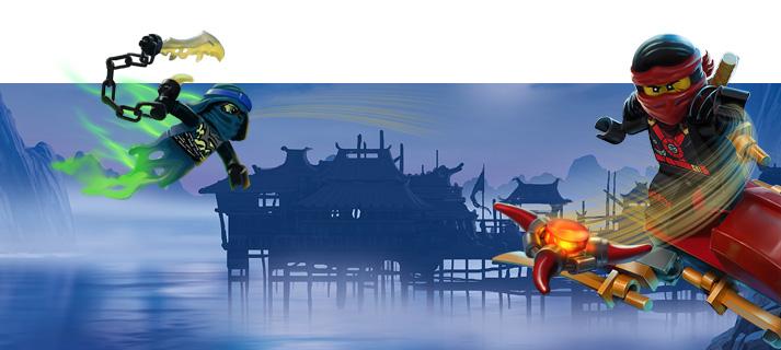 Nieuwe LEGO Ninjago sets bij SpeelGoedNL