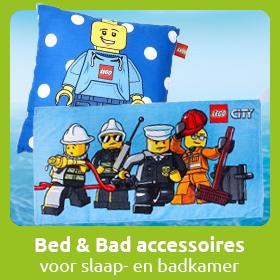 Bed en Bad LEGO artikelen bij SpeelGoedNL verkrijgbaar