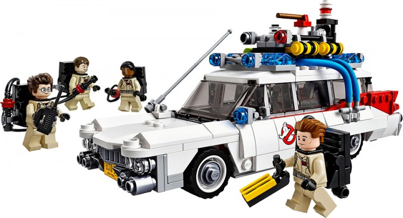 Jubileum voor Ghostbusters viert LEGO met set 21108