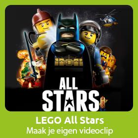 LEGO All Stars Actie