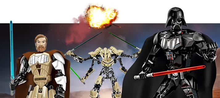 Star Wars Constraction verkrijgbaar bij SpeelGoedNL