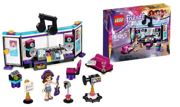 Koop friends popster lego 41103 bij Speelgoednl.nl