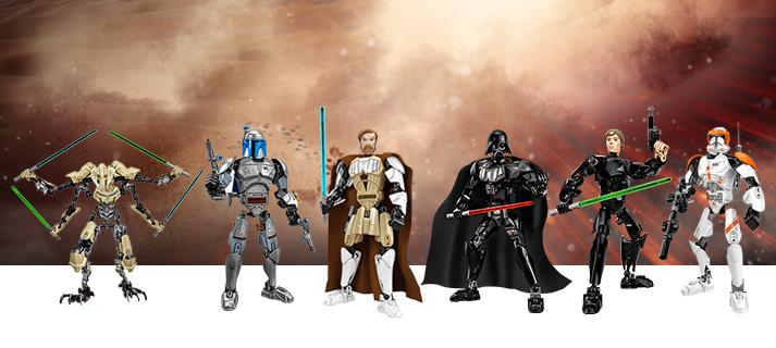 Nieuwe Star Wars LEGO bij SpeelGoedNL