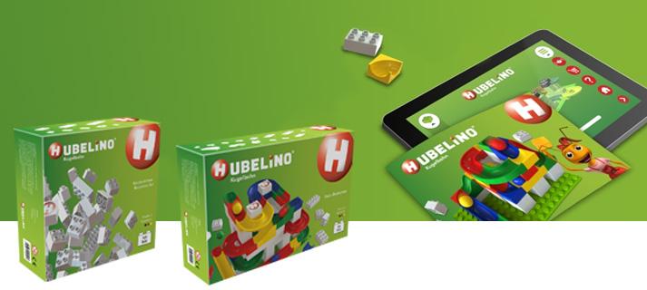 Bestel het Hubelino assortiment bij SpeelGoedNL