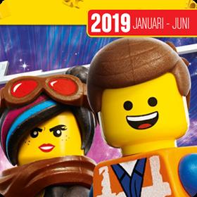 De nieuwste LEGO Catalogus van Jan-Jun